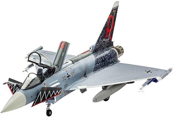 Plastic ModelKit letadlo 03952 - Eurofighter Typhoon single seater(1:72) - Model letadla