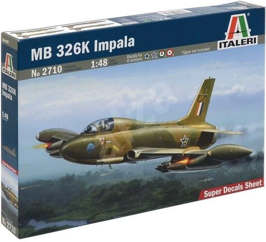 Model Kit letadlo 2710 - Mb/326K - Model letadla