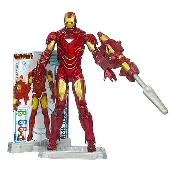 Iron Man 2 - Mark VI - Figurka