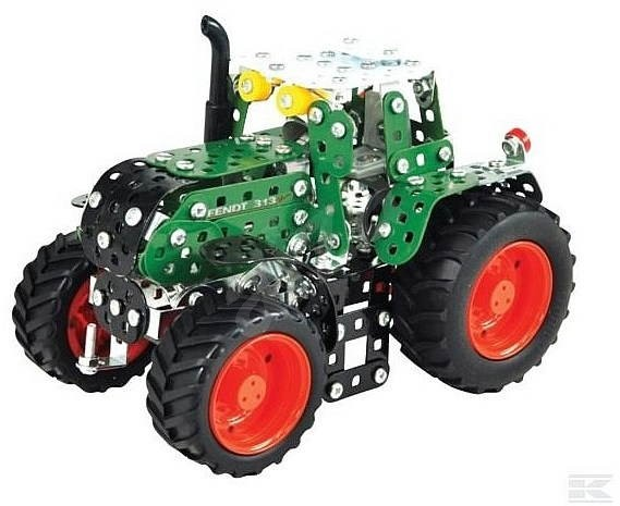 TRONICO Junior Series Fendt 313 - Traktor  - Stavebnice