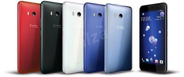 HTC U11 - Mobilní telefon