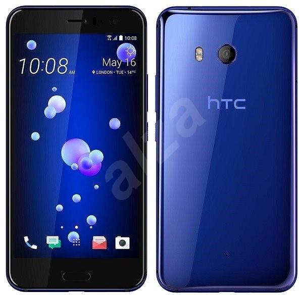 HTC U11 Sapphire Blue - Mobilní telefon