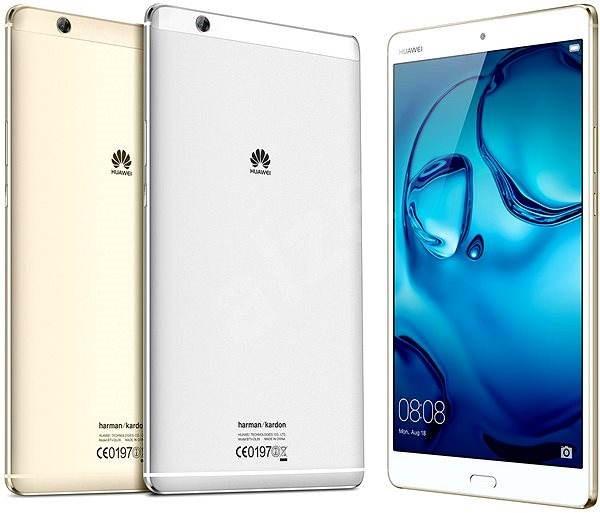 ed074f759 Huawei MediaPad M3 Moonlight Silver - Tablet | Alza.cz