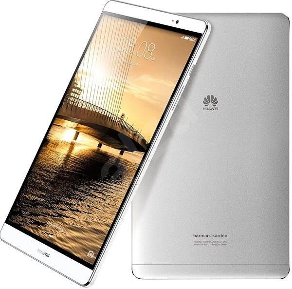 65c47ecd9 Huawei MediaPad M2 8.0 Silver - Tablet | Alza.cz