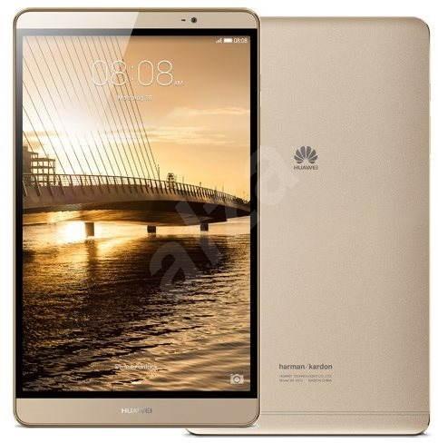 f6bb52996 Huawei MediaPad M2 8.0 Gold 32GB - Tablet | Alza.cz