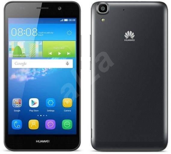HUAWEI Y6 Black Dual SIM - Mobilní telefon