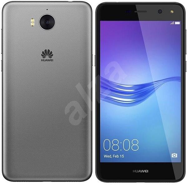 HUAWEI Y6 (2017) Gray - Mobilní telefon  f0f4d971e2b