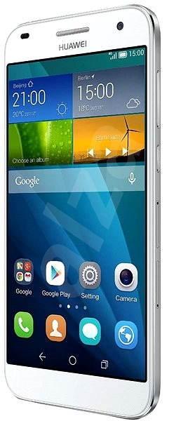 HUAWEI G7 White - Mobilní telefon