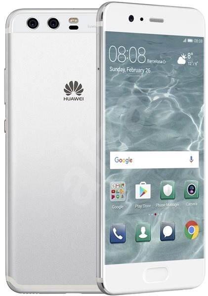 HUAWEI P10 Mystic Silver - Mobilní telefon