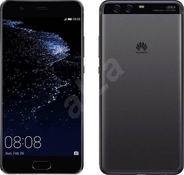 HUAWEI P10 Plus Graphite Black - Mobilní telefon