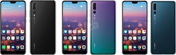 HUAWEI P20 Pro - Mobilní telefon