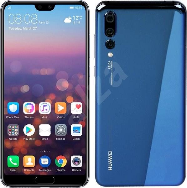 HUAWEI P20 Pro Midnight Blue - Mobilní telefon