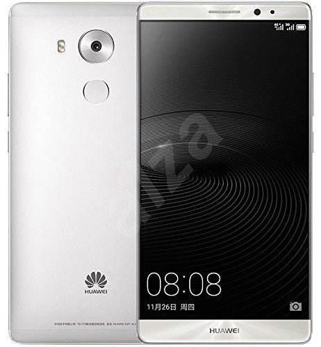 HUAWEI Mate 8 Moonlight Silver Dual SIM - Mobilní telefon