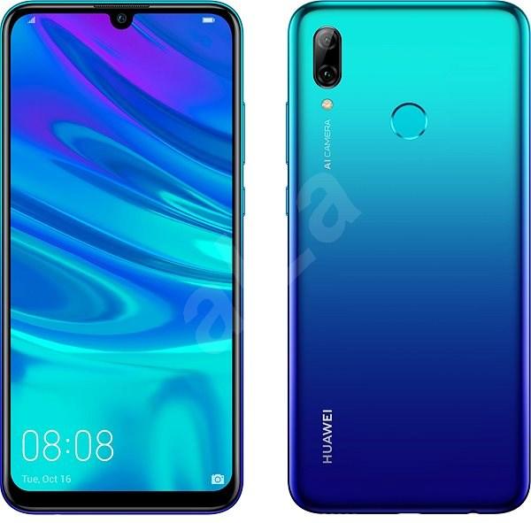 HUAWEI P smart (2019) modrá - Mobilní telefon