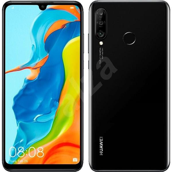 HUAWEI P30 Lite black - Mobile Phone