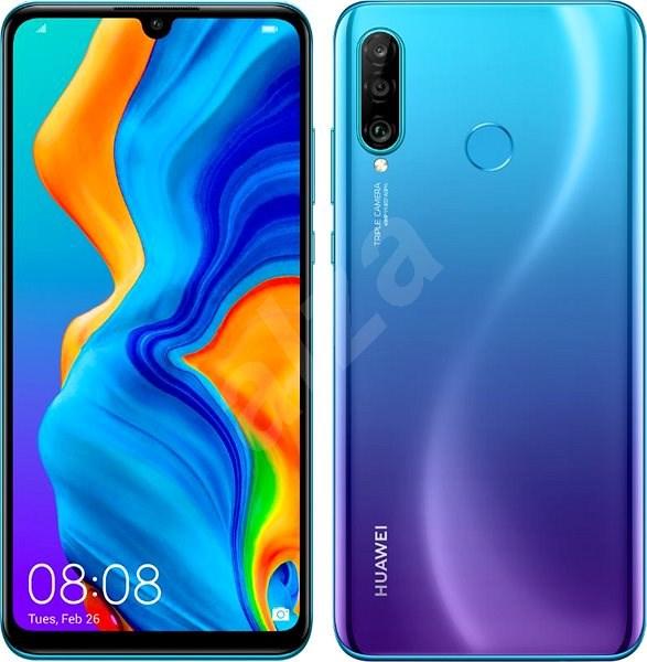 Huawei P30 Lite NEW EDITION 64GB gradientní modrá - Mobilní telefon