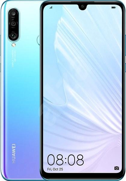 Huawei P30 Lite NEW EDITION 256GB gradientní bílá - Mobilní telefon