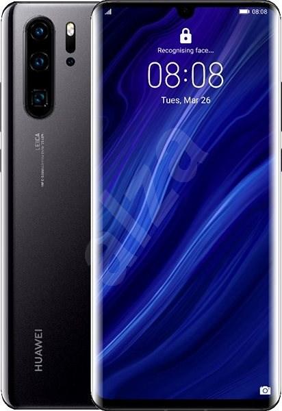 HUAWEI P30 Pro 256GB černá - Mobilní telefon