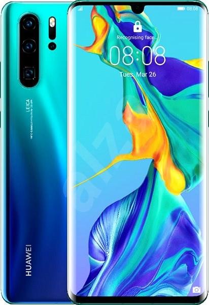 HUAWEI P30 Pro 256GB gradientní modrá - Mobilní telefon