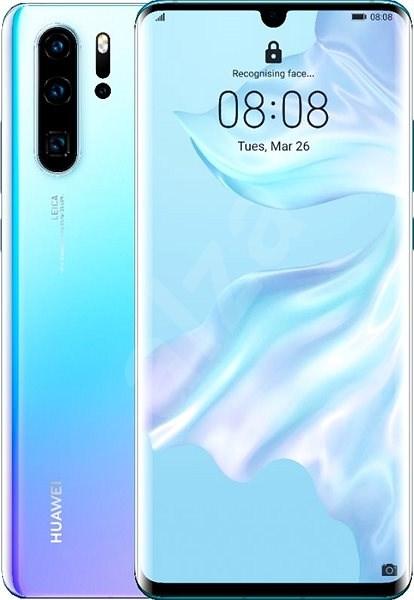 HUAWEI P30 Pro 256GB gradient white - Mobile Phone