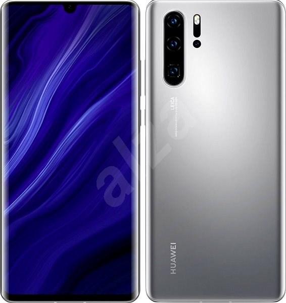 Huawei P30 Pro New Edition 256GB stříbrná - Mobilní telefon