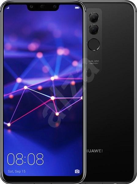 HUAWEI Mate 20 Lite černá - Mobilní telefon