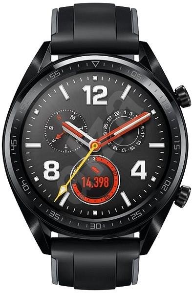 021fc006c Huawei Watch GT Sport Black - Chytré hodinky | Alza.cz