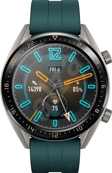 Huawei Watch GT Active Dark Green - Chytré hodinky