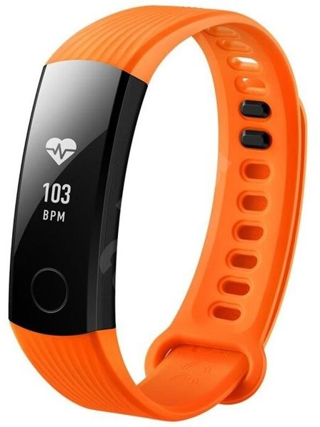 Honor Band 3 Orange - Fitness náramek