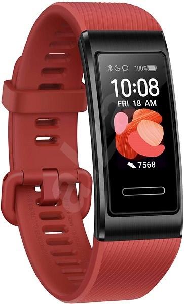 Huawei Band 4 Pro Cinnabar Red - Fitness náramek