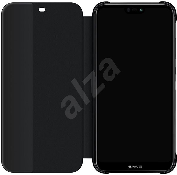 Huawei Original Folio Black pro P20 Lite - Pouzdro na mobil