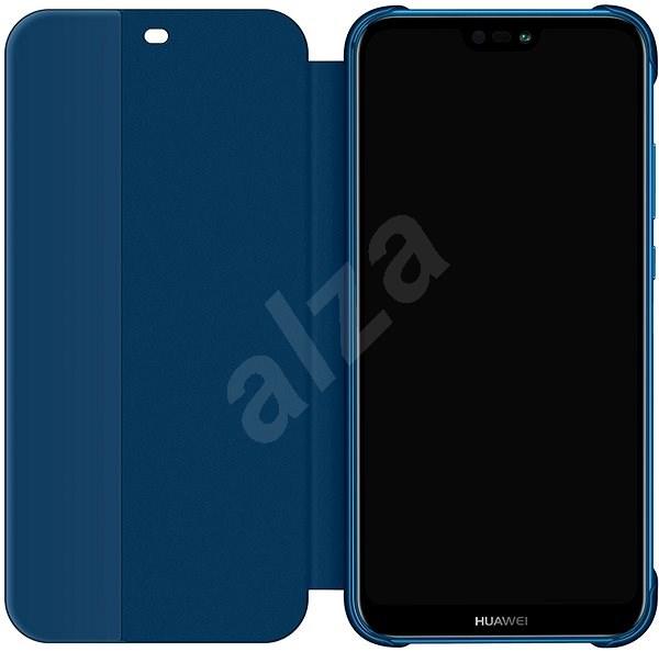 Huawei Original Folio Blue pro P20 Lite - Pouzdro na mobilní telefon