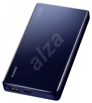 Huawei Original PowerBank SuperCharge CP12S 12000mAh Blue - Powerbanka