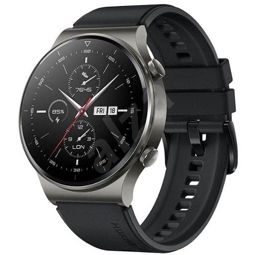 Huawei Watch GT 2 Pro 46 mm Sport Night Black - Chytré hodinky