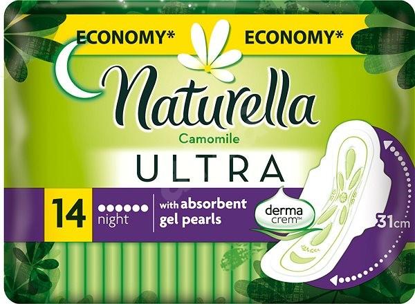 NATURELLA Ultra Night 14 ks - Menstruační vložky