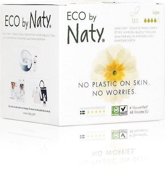 NATY ECO vložky 13 ks - super - Eko menstruační vložky