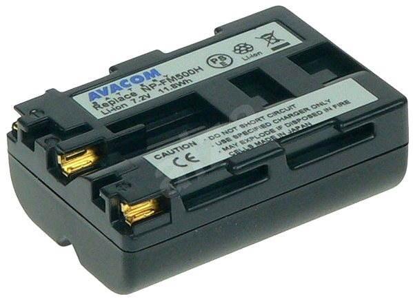 AVACOM za Sony NP-FM500H Li-ion 7.4V 1650 mAh 11.8Wh - Baterie pro fotoaparát