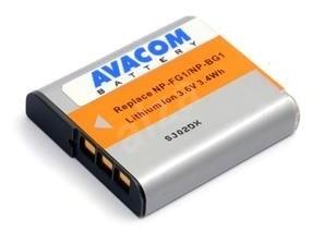 AVACOM za Sony NP-BG1N, FG1 Li-ion 3.6V 950mAh 3.4Wh (oranžový index - verze NEW 2011 ) - Baterie pro fotoaparát