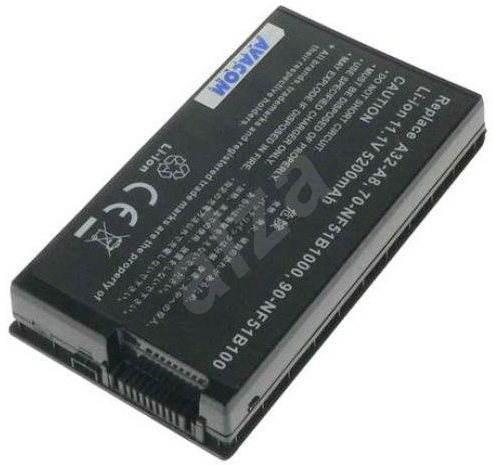 AVACOM za Asus A8/ F8/ Z99 series A32-A8 Li-ion 11.1V 5200mAh/ 58Wh - Baterie pro notebook