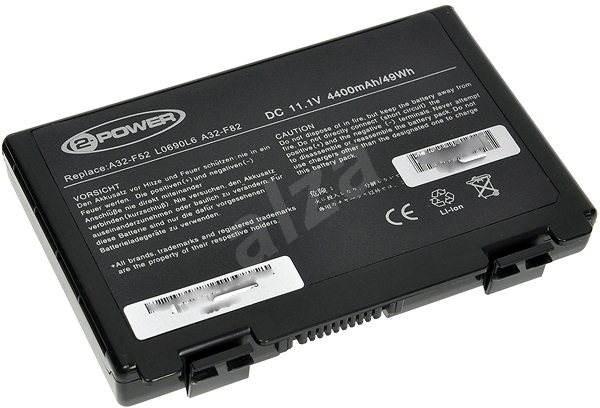 AVACOM za Asus K40/ K50/ K70 Li-ion 11.1V 4400mAh - Baterie pro mobilní telefon