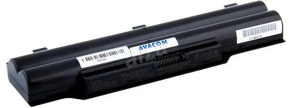 AVACOM pro Fujitsu Siemens LifeBook AH532, AH532 Li-ion 10.8V 5200mAh/56Wh - Baterie pro notebook