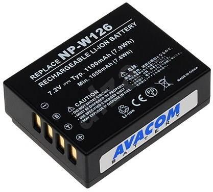 Avacom za Fujifilm NP-W126 Li-ion 7.2V 1100mAh 7.9Wh - Baterie pro fotoaparát