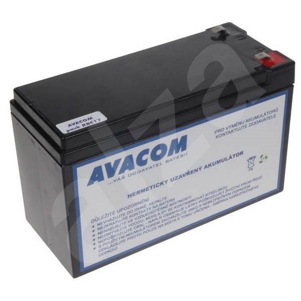 AVACOM RBC17 - náhrada za APC - Baterie kit
