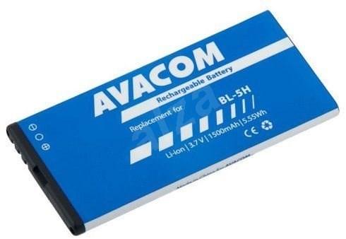 AVACOM pro Nokia Lumia 630, 635 Li-Ion 3,7V 1500mAh (náhrada BL-5H) - Baterie pro mobilní telefon