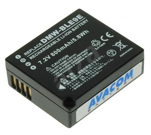 AVACOM za Panasonic DMW-BLE9, BLG-10 Li-Ion 7.2V 800mAh 5.8 Wh - Baterie pro fotoaparát