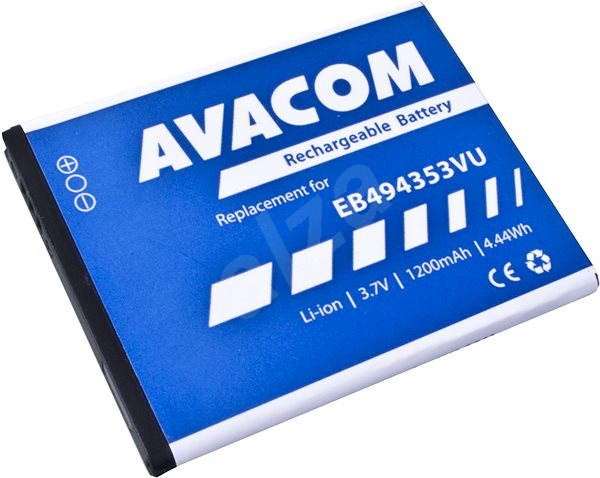 AVACOM za Samsung EB494353VU Li-ion 3.7V 1200mAh pro GT-5570 Galaxy mini - Baterie pro mobilní telefon