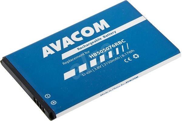 AVACOM pro Huawei Ascend G700 Li-Ion 3.8V 2150mAh (náhrada HB505076RBC) - Baterie pro mobilní telefon