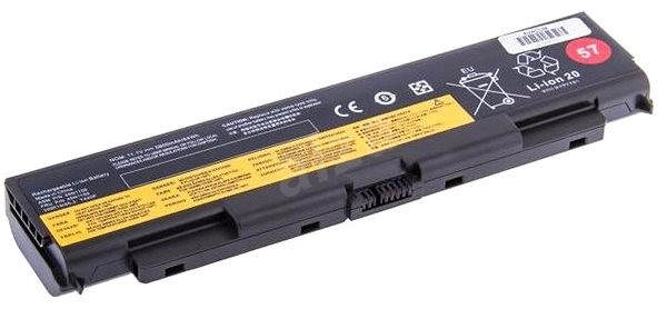 Avacom Lenovo ThinkPad T440P, T540P 57+ Li-Ion 11,1V 5800mAh - Baterie pro notebook