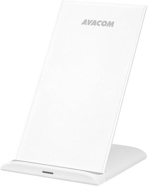 AVACOM HomeRAY T10 Charger Stand Qi 10W white - Bezdrátová nabíječka