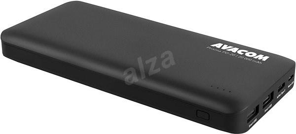 AVACOM Prisma PD-20 20000mAh USB-C PD 32W, černá - Powerbanka